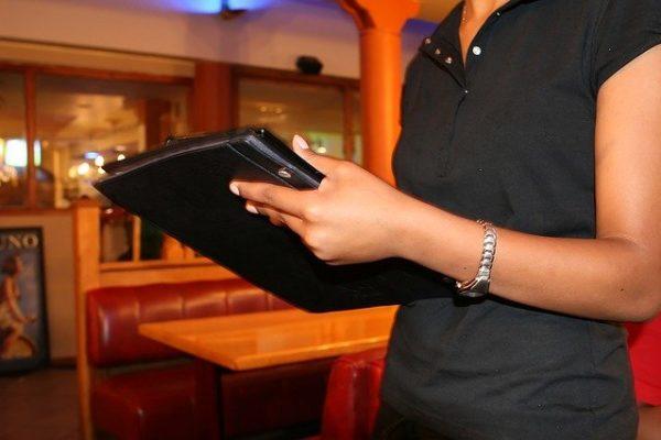 i vantaggi del menù elettronico