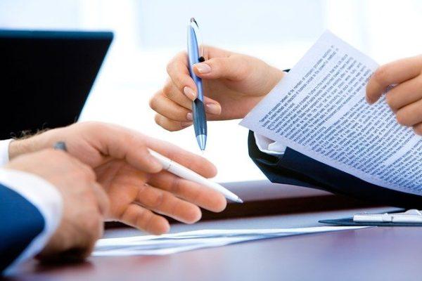 Controlla i Termini del contratto
