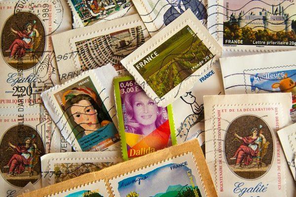 Puoi inviare una lettera senza francobollo senza un indirizzo di ritorno